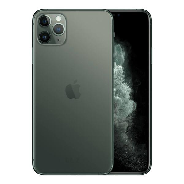 Apple iPhone 11 Pro Max 64Gb Midnight Green (MWH22) б/у