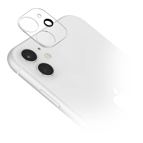 Защитное стекло для камеры Apple iPhone 11 iLoungeMax Clear Protection Glass