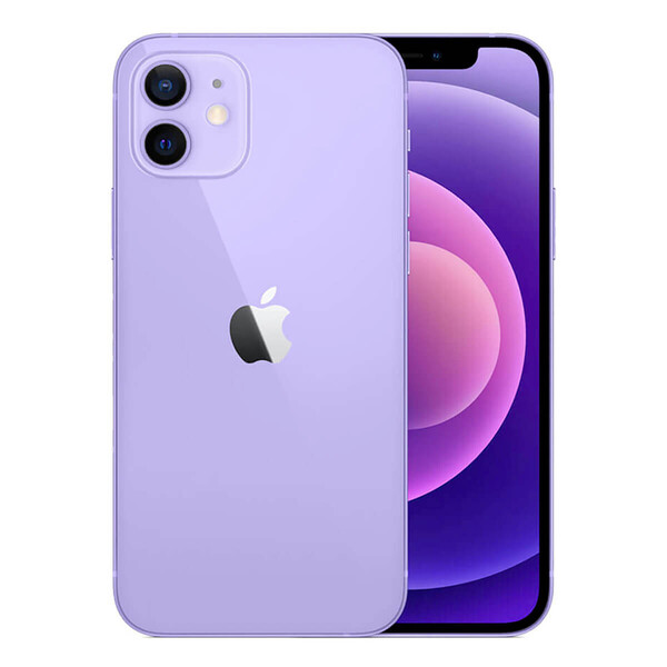 Apple iPhone 12 256Gb Purple (MJNQ3) Официальный UA