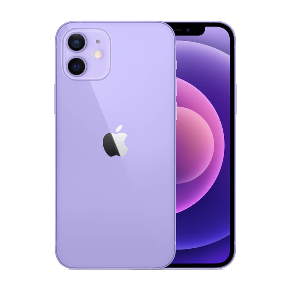 Купить Apple iPhone 12 mini 256Gb Purple (MJQA3   MJQH3)