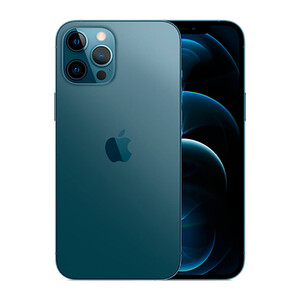 Купить Apple iPhone 12 Pro Max 128Gb Pacific Blue (MGDA3)
