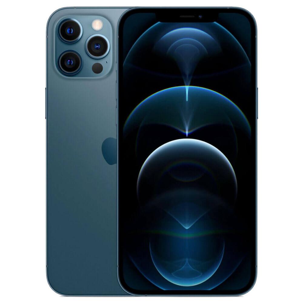 Apple iPhone 12 Pro Max 128Gb Pacific Blue (MGDA3) Официальный UA
