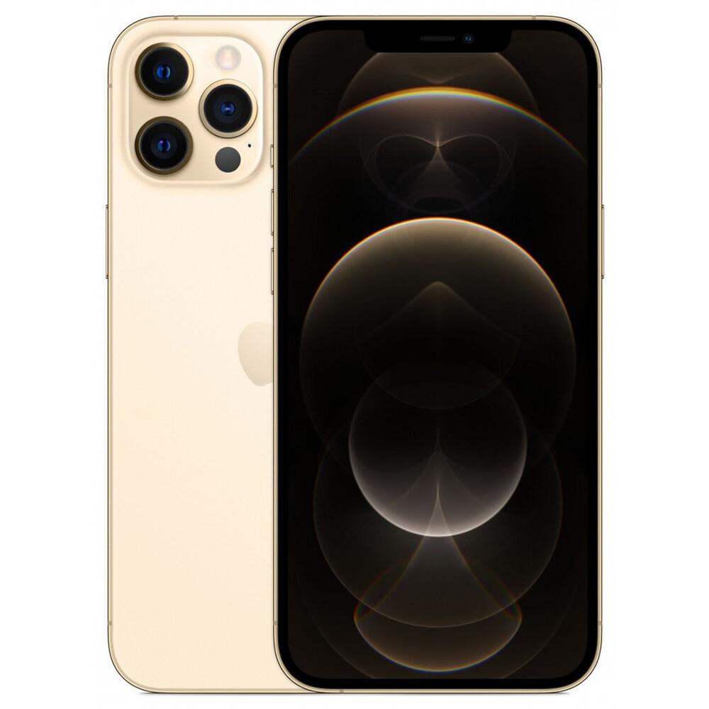 Купить Apple iPhone 12 Pro Max 128Gb Gold (MGCH3 | MGD93)