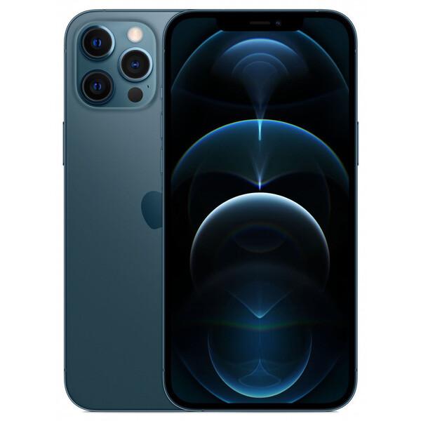 Apple iPhone 12 Pro Max 256Gb Pacific Blue (MGCN3 | MGDF3)