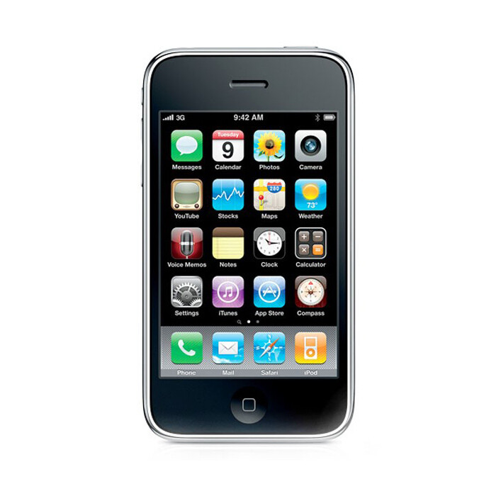 Apple iPhone 3GS 8GB Black Neverlock Refurbished
