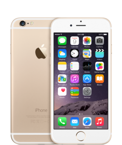 Купить Apple iPhone 6 128GB Gold Refurbished