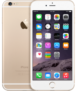 Купить Apple iPhone 6 Plus 64GB Gold Refurbished