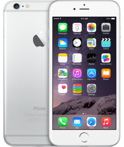 Купить Apple iPhone 6 Plus 128GB Silver Refurbished