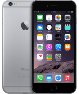 Купить Apple iPhone 6 Plus 16GB Space Gray Refurbished