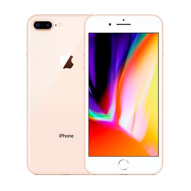 Купить Apple iPhone 8 Plus 256Gb Gold (MQ8J2)