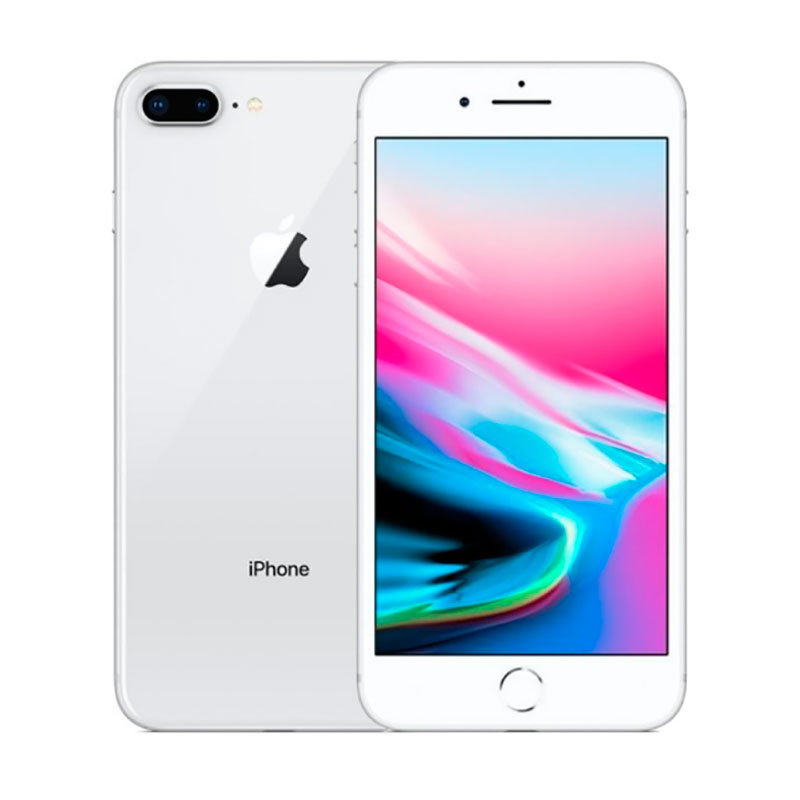 Купить Apple iPhone 8 Plus 256Gb Silver (MQ8H2)