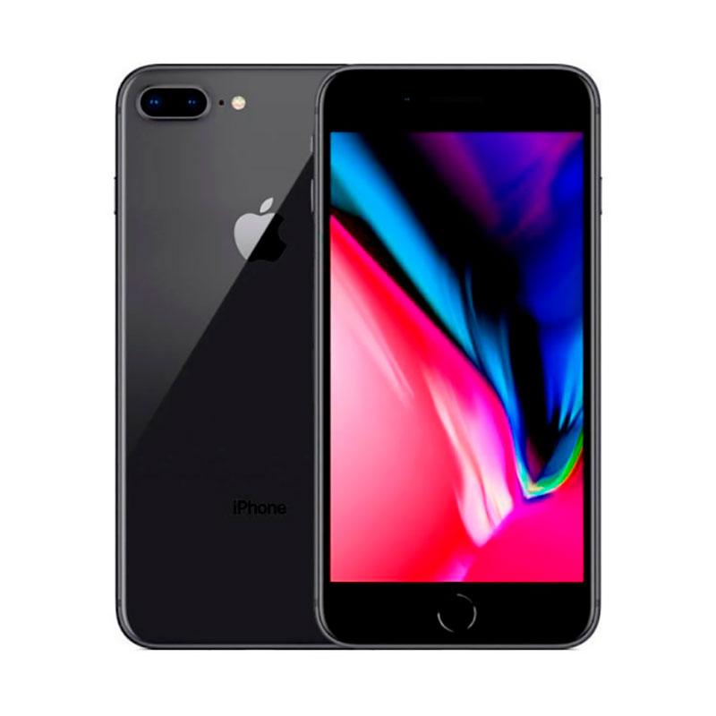 Купить Apple iPhone 8 Plus 256Gb Space Gray (MQ8G2)