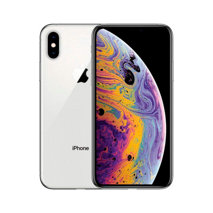 Купить Apple iPhone ХS Max Dual Sim 512Gb Silver (MT782)