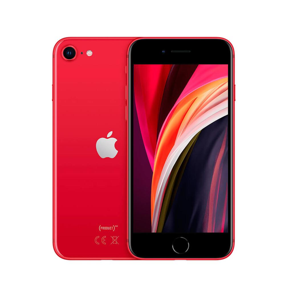 Купить Apple iPhone SE 2 (2020) 128Gb (PRODUCT) RED (MXD22)