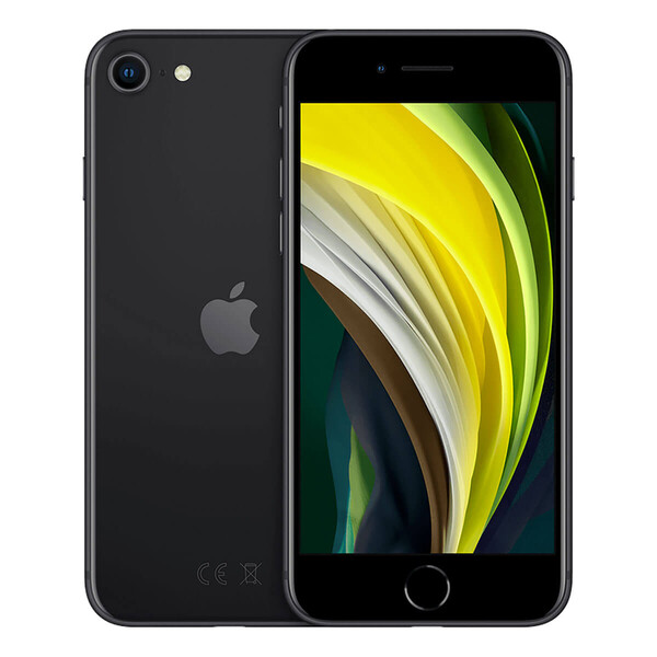 Apple iPhone SE 2 (2020) 128Gb Black (MXD02)