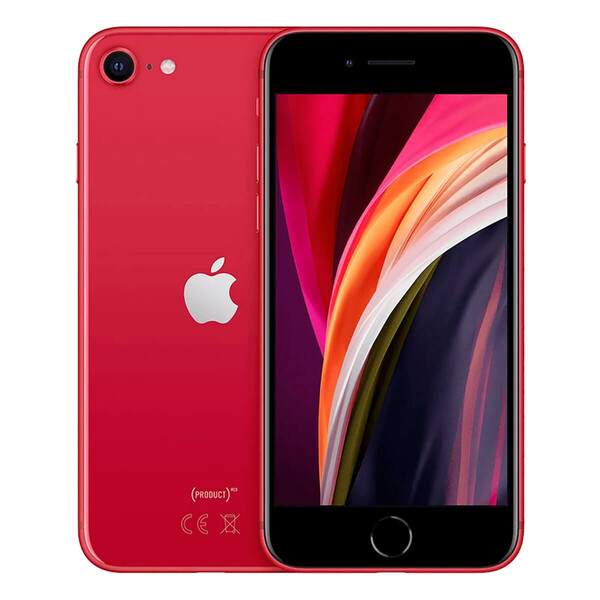 Apple iPhone SE 2 (2020) 256Gb (PRODUCT) RED (MXVV2)