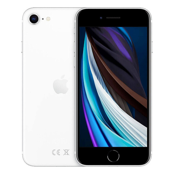 Apple iPhone SE 2 (2020) 128Gb White (MXD12)