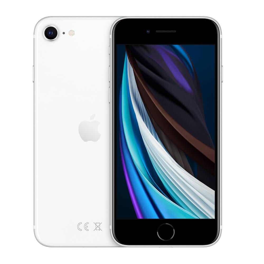 Купить Apple iPhone SE 2 (2020) 256Gb White (MXVU2) Б | У