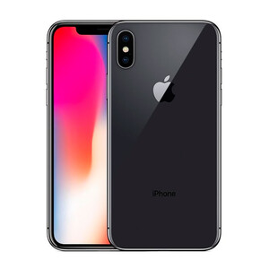 Купить Apple iPhone X 256Gb Space Gray (MQAF2)