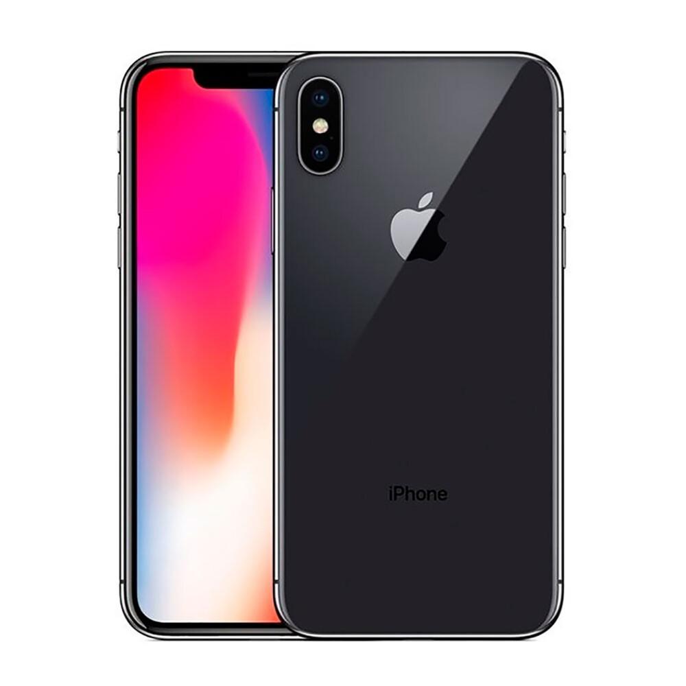 Купить Apple iPhone X 256Gb Space Gray (MQAF2) Б | У