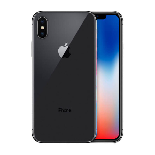 Apple iPhone X 64GB Space Gray (MQAC2) Б | У