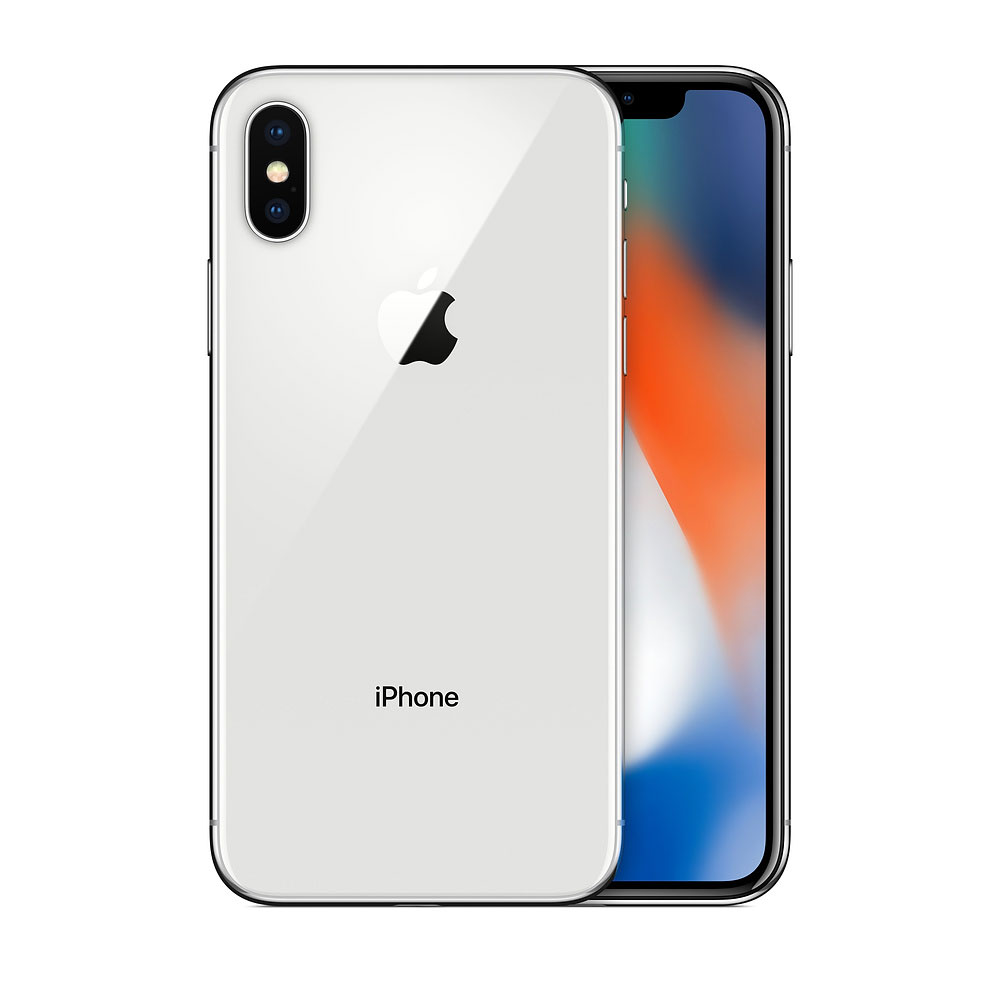 Купить Apple iPhone X 64GB Б | У Silver