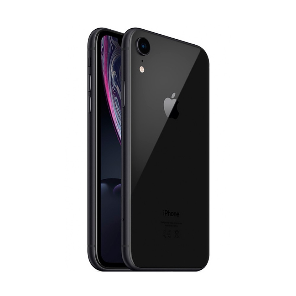 Купить Apple iPhone XR Dual Sim 128Gb Black (MT192)