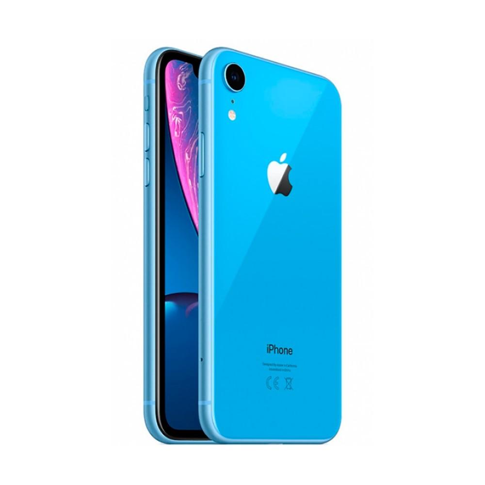 Купить Apple iPhone XR Dual Sim 128Gb Blue (MT1G2)