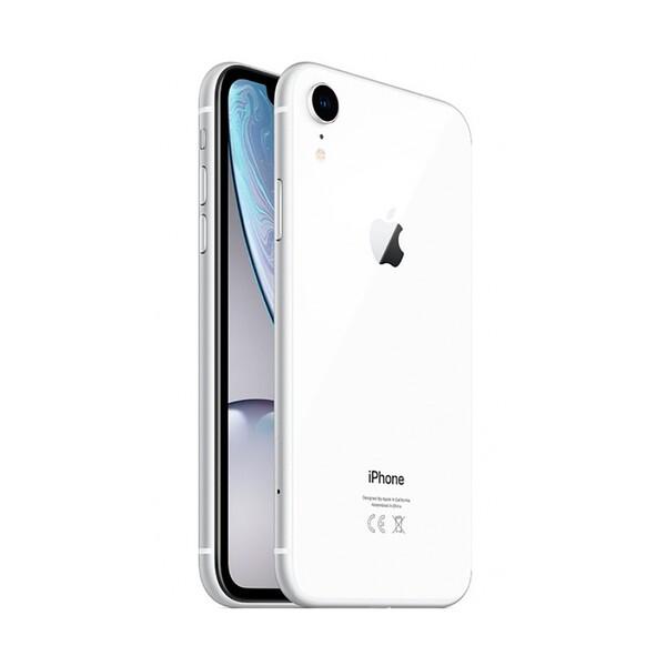 Apple iPhone XR Dual Sim 128Gb White (MT1A2)