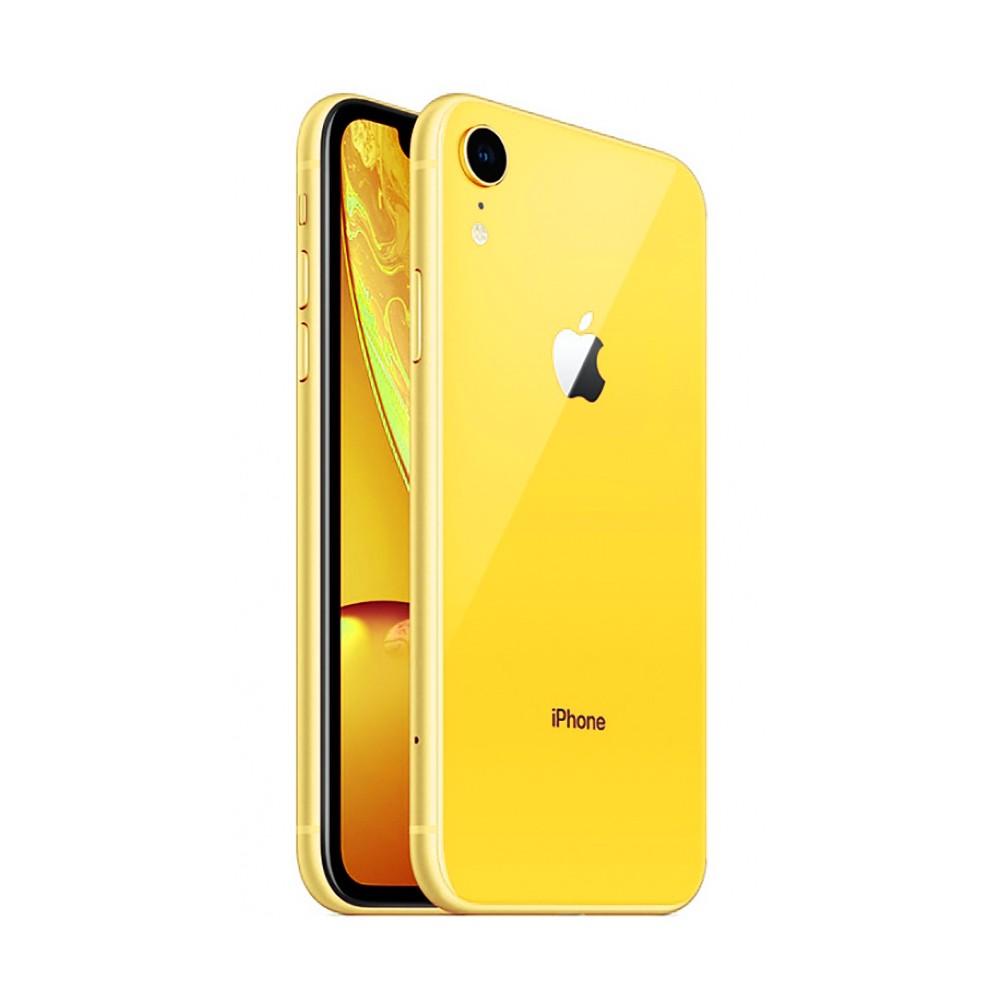Купить Apple iPhone XR Dual Sim 128Gb Yellow (MT1E2)