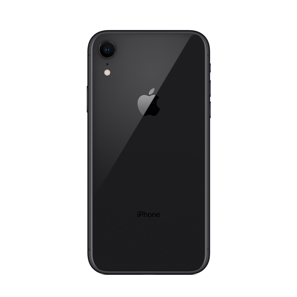 Купить Apple iPhone XR Dual Sim 256Gb Black (MT1H2)