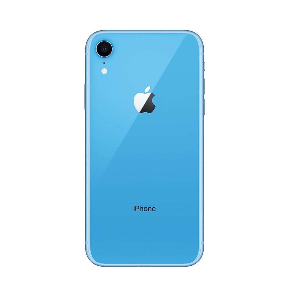 Купить Apple iPhone XR Dual Sim 256Gb Blue (MT1Q2)