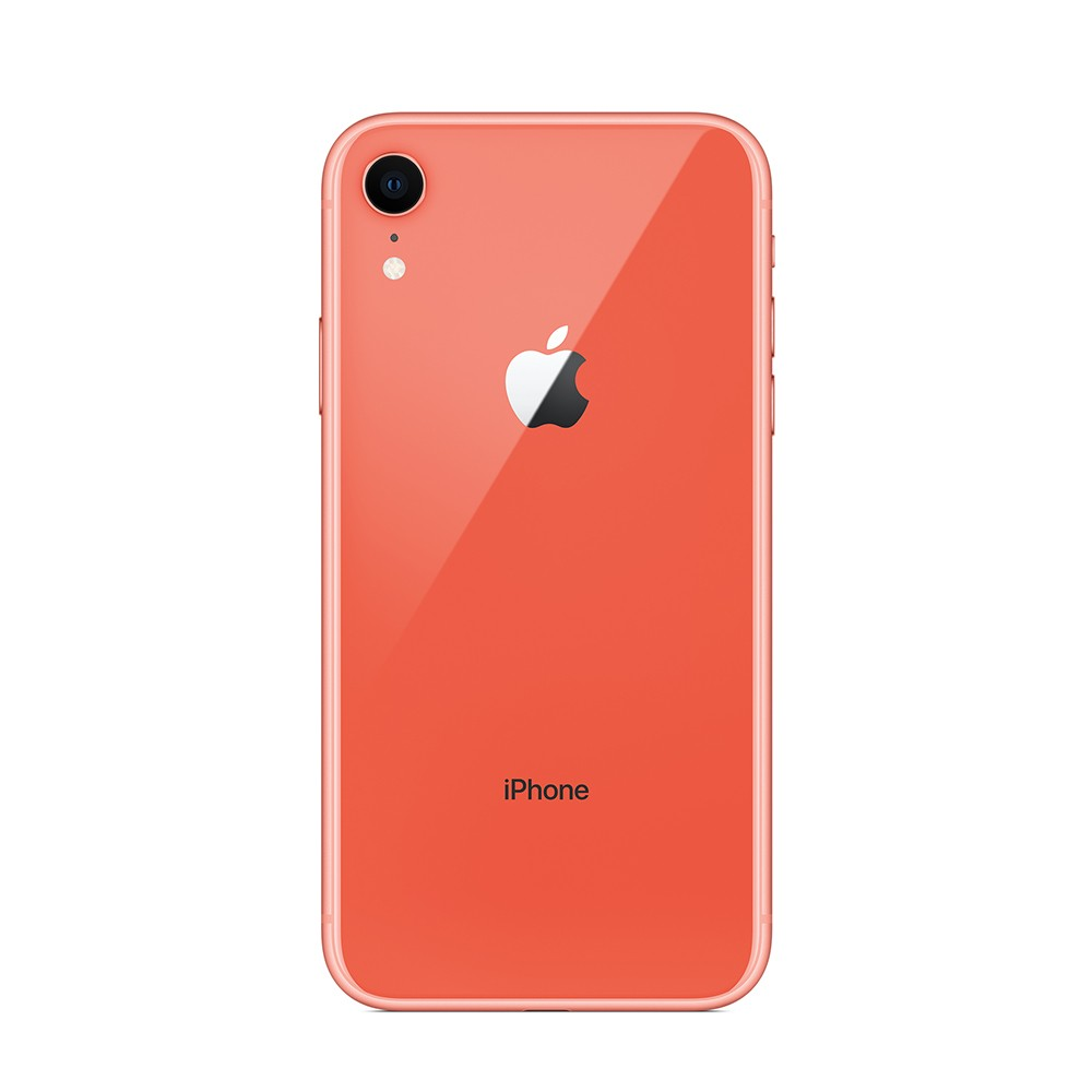 Купить Apple iPhone XR Dual Sim 256Gb Coral (MT1P2)