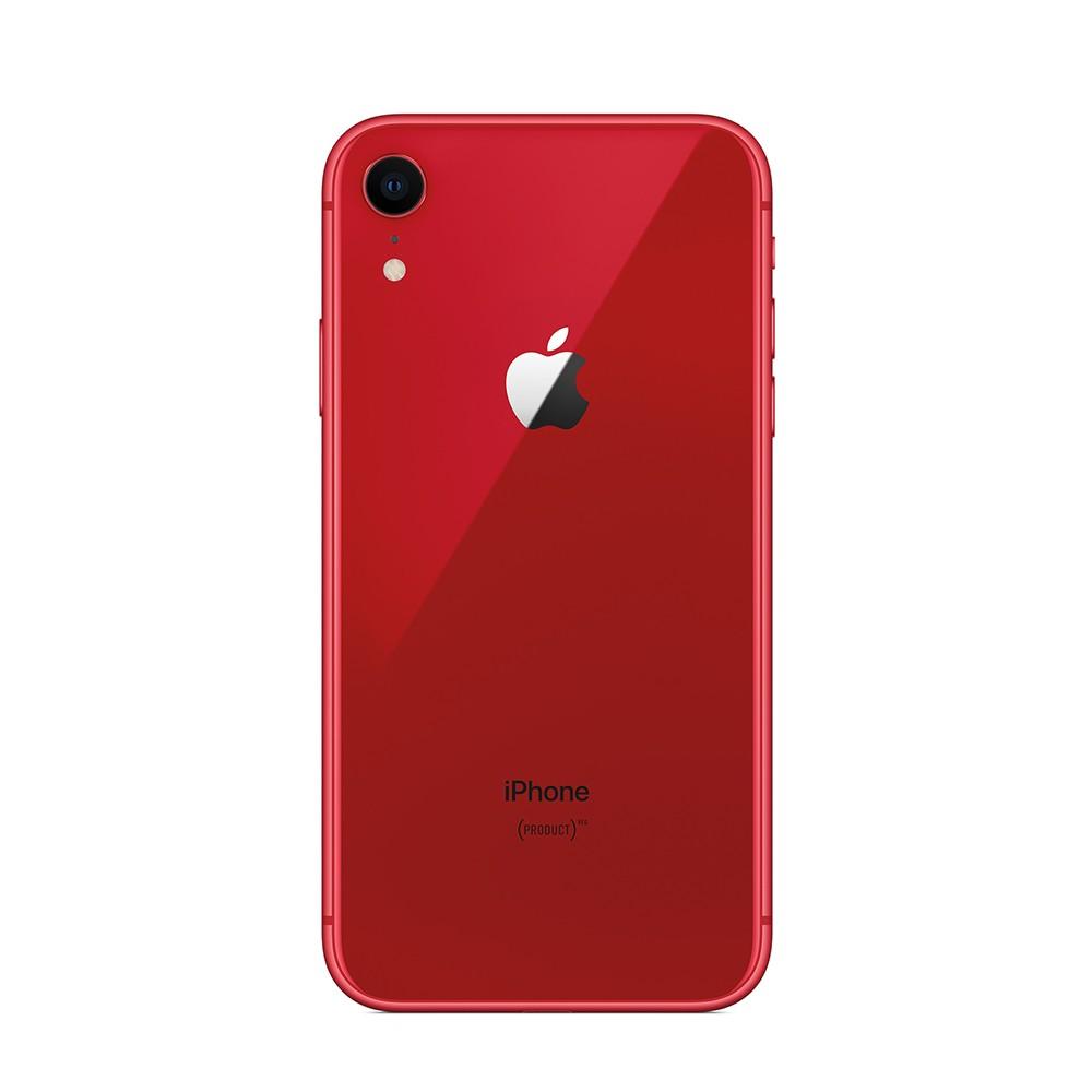 Купить Apple iPhone XR Dual Sim 256Gb (PRODUCT) RED (MT1L2)