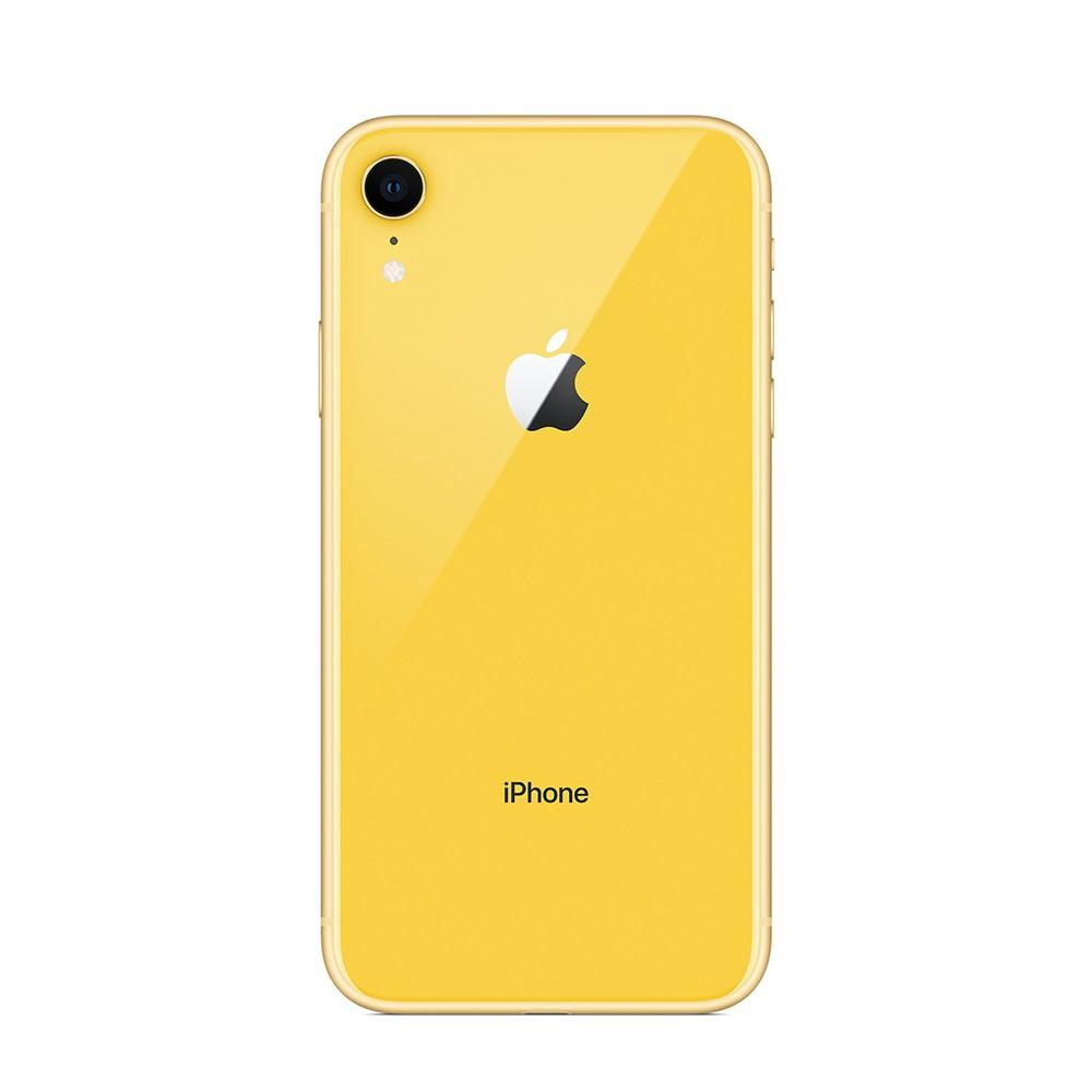 Купить Apple iPhone XR Dual Sim 256Gb Yellow (MT1M2)