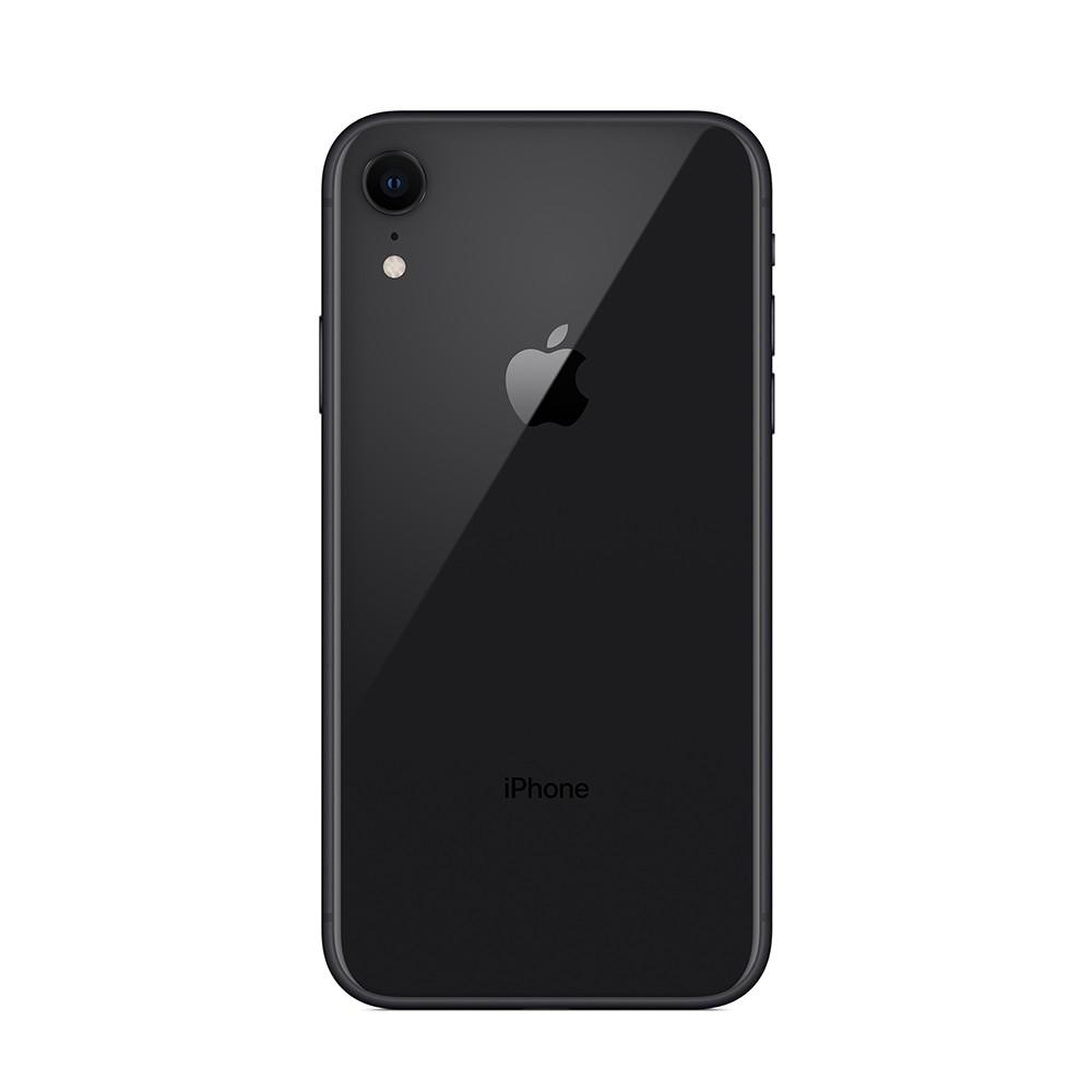 Купить Apple iPhone XR Dual Sim 64Gb Black (MT122)