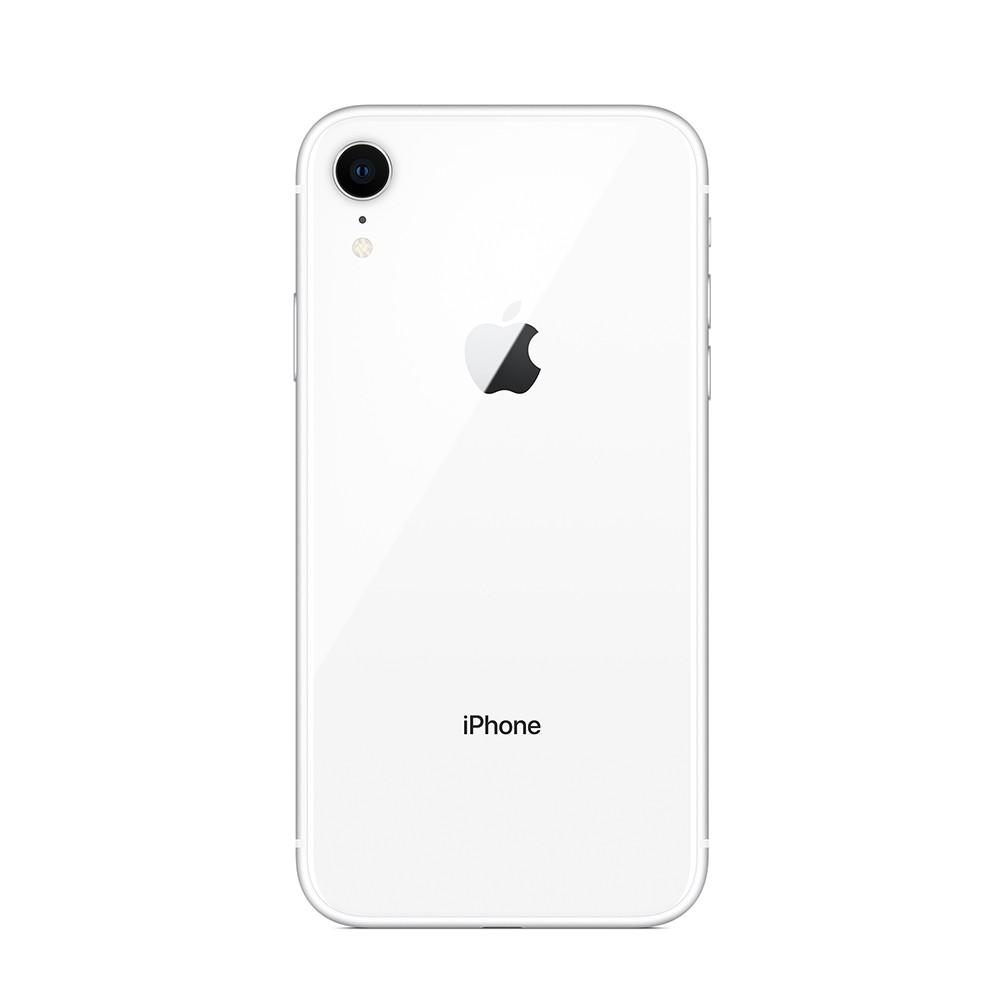 Купить Apple iPhone XR Dual Sim 64Gb White (MT132)