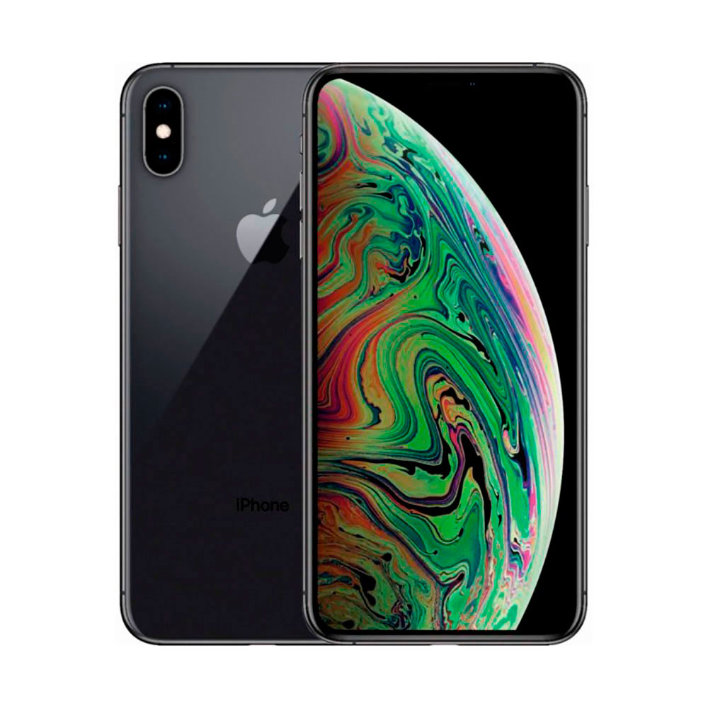 Купить Apple iPhone XS Max 256Gb Space Gray (MT682)