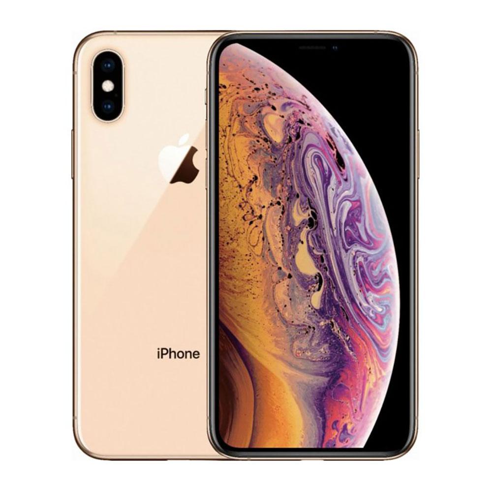 Купить Apple iPhone XS Max 64Gb Gold (MT522)