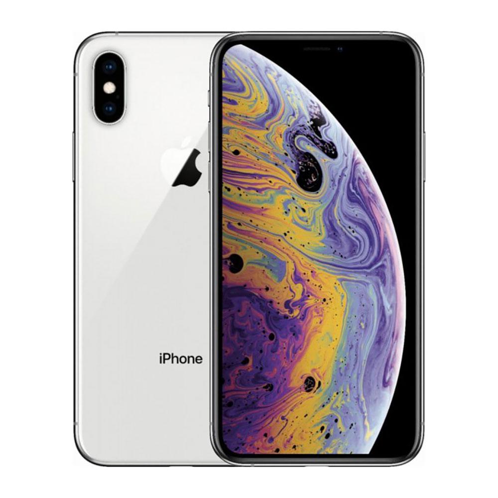 Купить Apple iPhone XS Max 64Gb Silver (MT512)