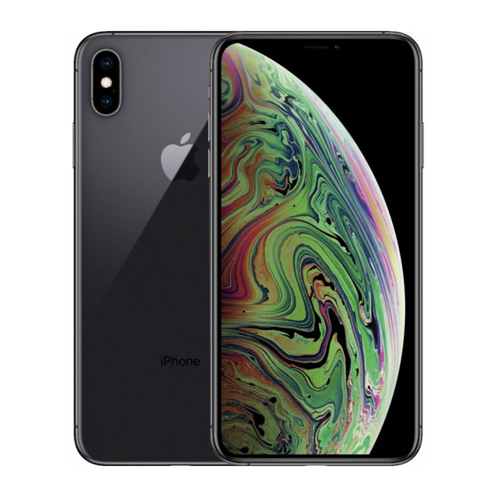 Купить Apple iPhone XS Max 64Gb Space Gray (MT502)