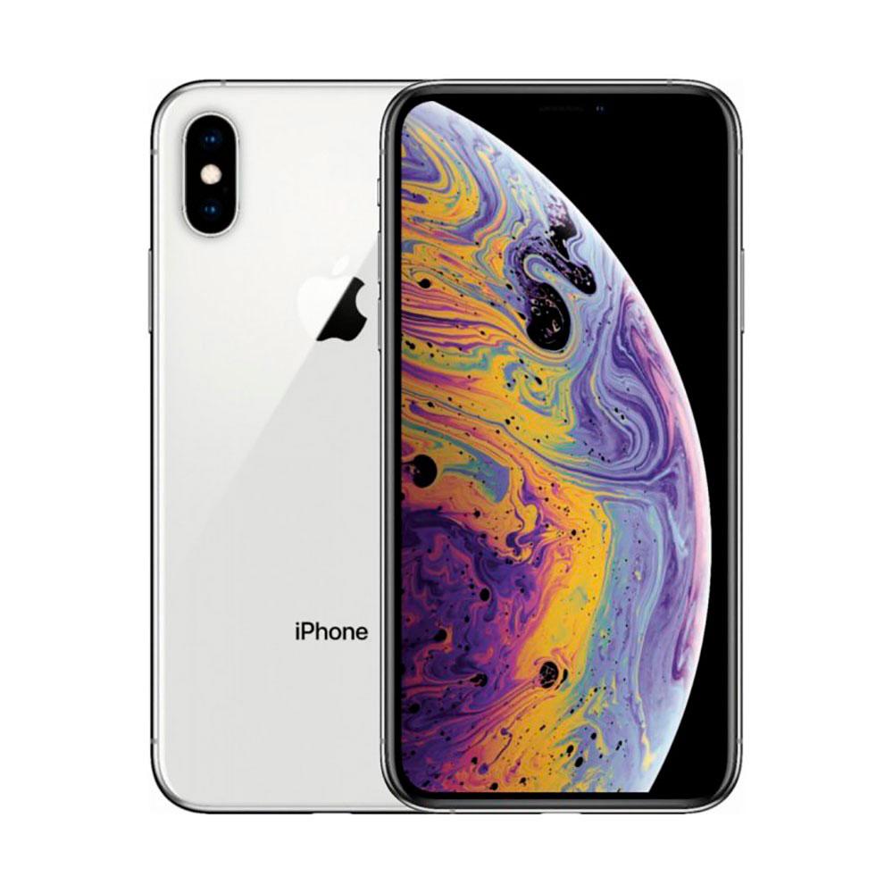 Купить Apple iPhone XS Max Dual Sim 256Gb Silver (MT752)