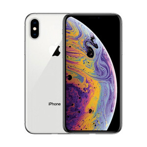 Купить Apple iPhone XS Max Dual Sim 256Gb Silver (MT752)