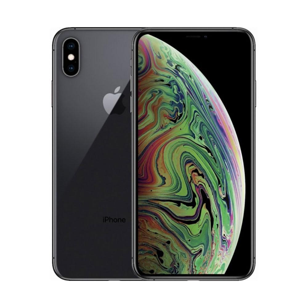 Купить Apple iPhone ХS Max Dual Sim 64Gb Space Gray (MT712)