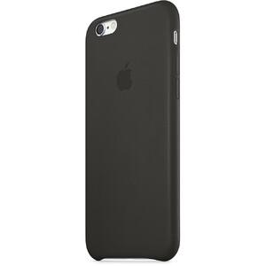 Оригинальный кожаный чехол Apple Leather Case Black для iPhone 6