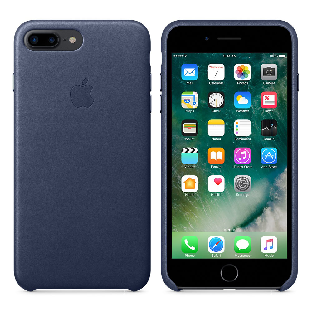 Чехол apple iphone 6 leather case midnight blue buy mi5 xiaomi