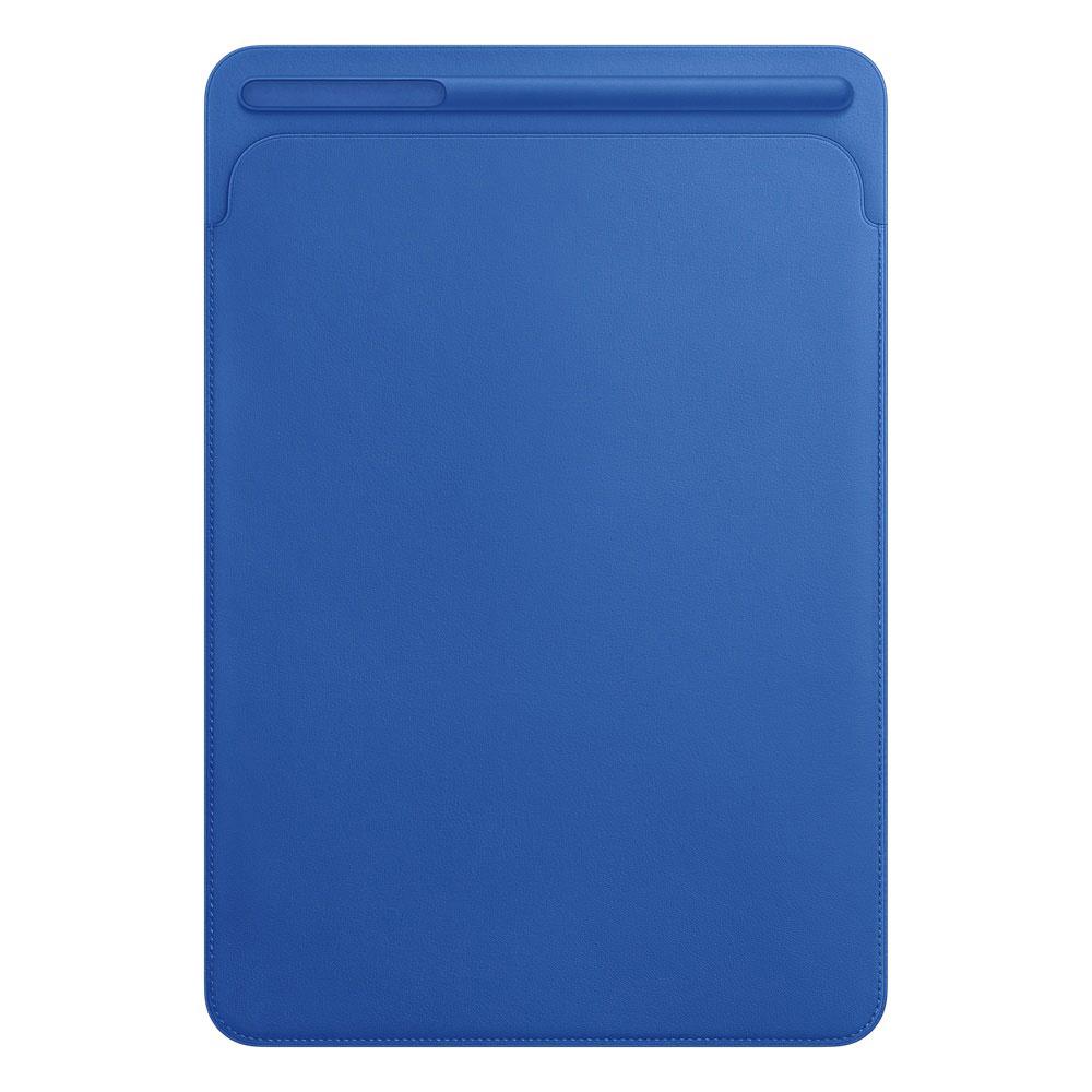 "Купить Кожаный чехол Apple Leather Sleeve Electric Blue (MRFL2) для iPad Air 3 (2019) |  Pro 10.5"""