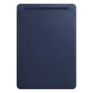 "Купить Кожаный чехол Apple Leather Sleeve Midnight Blue (MQ0T2) для iPad Pro 12.9"""