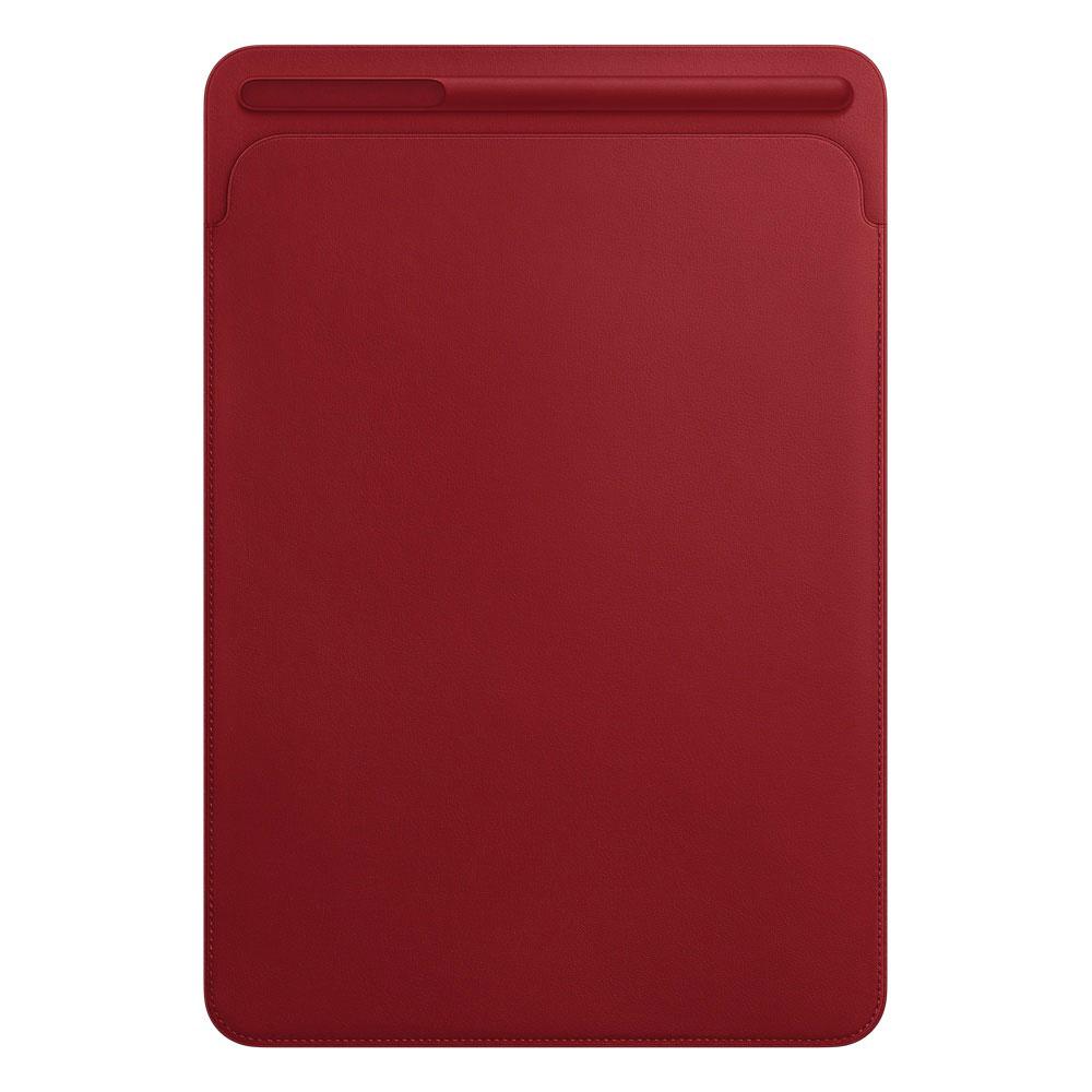 "Купить Кожаный чехол Apple Leather Sleeve (PRODUCT) RED (MR5L2) для iPad Air 3 (2019) |  Pro 10.5"""