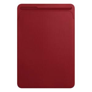 "Купить Кожаный чехол Apple Leather Sleeve (PRODUCT) RED (MR5L2) для iPad Air 3/Pro 10.5"""